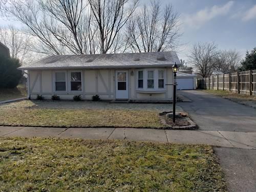 819 Tamms, Bolingbrook, IL 60440
