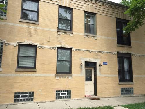 2920 W Schubert Unit 1, Chicago, IL 60647 Logan Square
