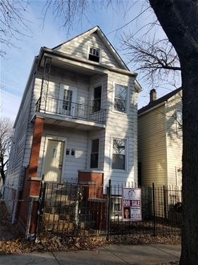 4827 S Throop, Chicago, IL 60609