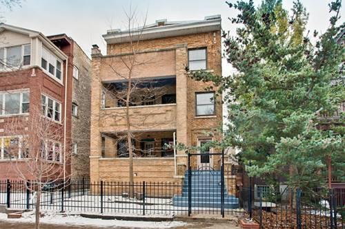 1121 W Columbia, Chicago, IL 60626