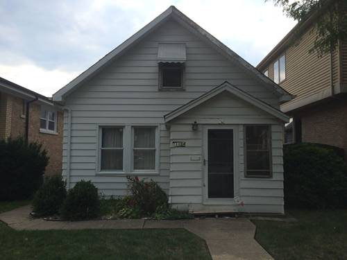 11154 S Troy, Chicago, IL 60655 Mount Greenwood