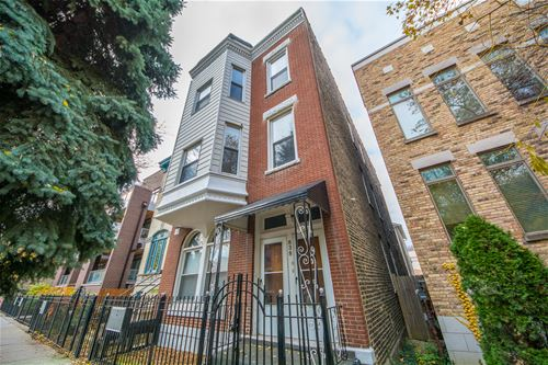 838 N Wolcott, Chicago, IL 60622 Noble Square