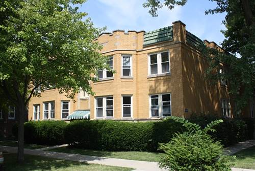 2548 W Thorndale Unit 1, Chicago, IL 60659