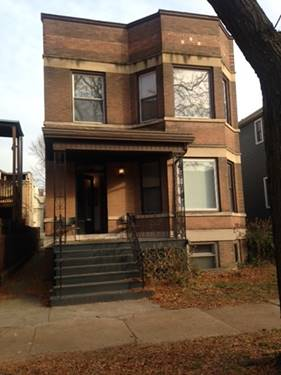 3651 N Paulina Unit 2, Chicago, IL 60613 Lakeview