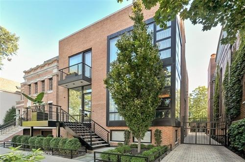 1257 W Wrightwood, Chicago, IL 60614 West Lincoln Park