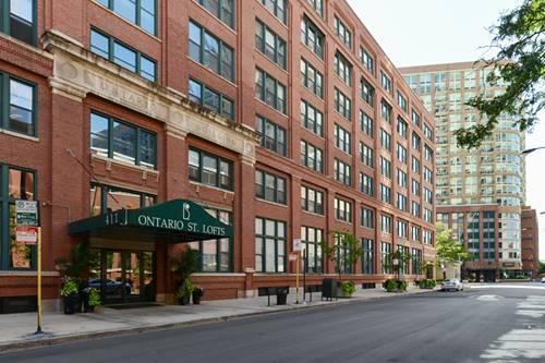 411 W Ontario Unit 609, Chicago, IL 60654 River North