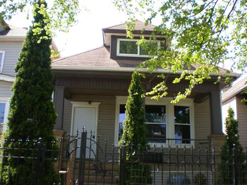 3211 W 64th, Chicago, IL 60629