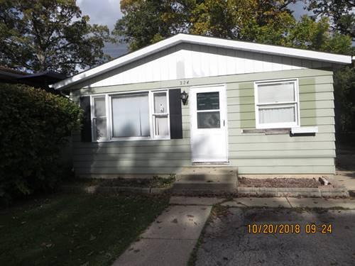 324 E Clarendon, Round Lake Beach, IL 60073