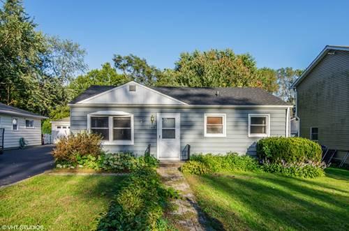 145 N Greenfield, Crystal Lake, IL 60014