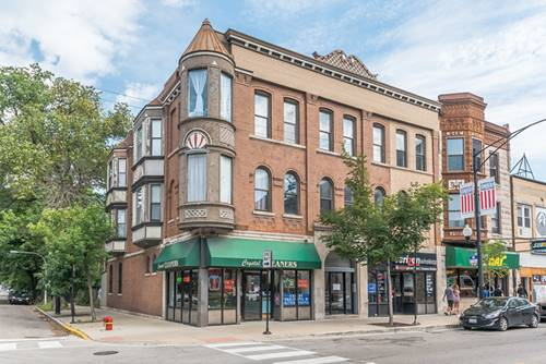 1022 W Belmont Unit 2F, Chicago, IL 60657 Lakeview