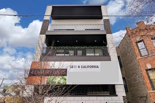 1811 N California Unit 1-W, Chicago, IL 60647