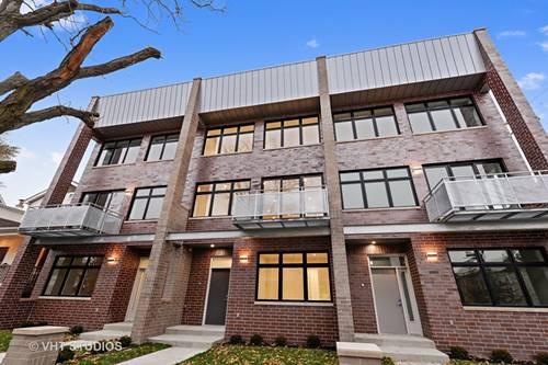 1804 W Warner, Chicago, IL 60613 North Center