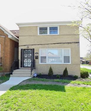 7957 S Blackstone, Chicago, IL 60619 Avalon Park
