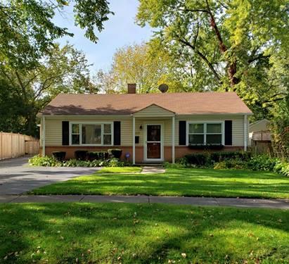 926 Cedar, Deerfield, IL 60015