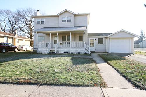 431 E 161st, South Holland, IL 60473
