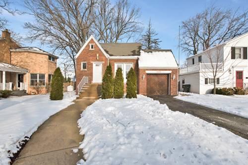 1510 Belleplaine, Park Ridge, IL 60068