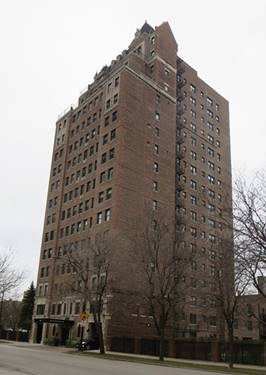 5510 N Sheridan Unit 8A, Chicago, IL 60640 Edgewater