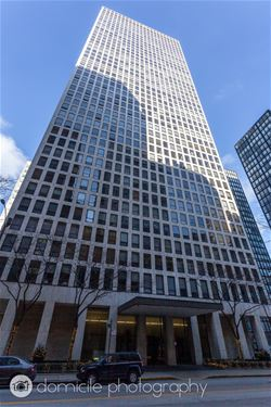 260 E Chestnut Unit 4401, Chicago, IL 60611 Streeterville