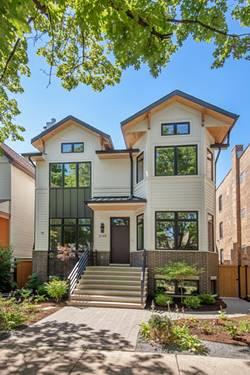 2169 W Sunnyside, Chicago, IL 60625 Ravenswood