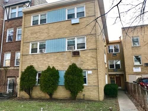 6328 N Mozart, Chicago, IL 60659 West Ridge