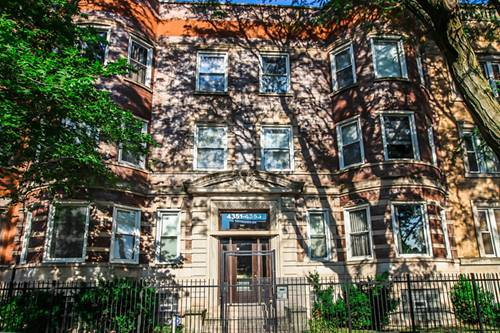 4351 S Greenwood Unit 1N, Chicago, IL 60653
