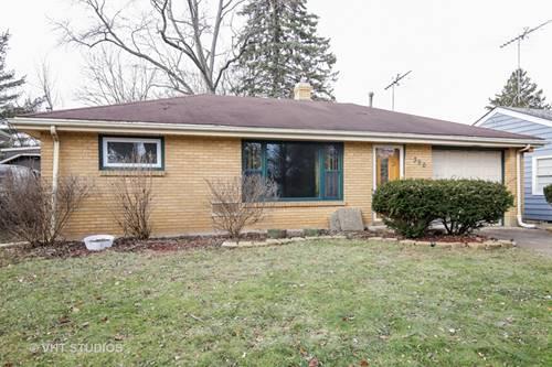 390 Vincent, Elgin, IL 60123