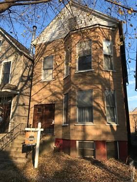 1924 W Berenice, Chicago, IL 60613 North Center