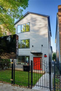 1726 W Huron, Chicago, IL 60622 Noble Square
