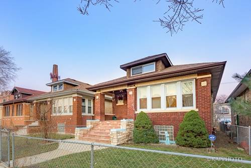 4921 N Springfield, Chicago, IL 60625 Albany Park