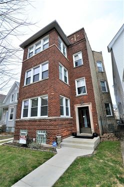 2510 W Ainslie Unit 1, Chicago, IL 60625 Lincoln Square