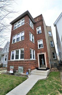 2510 W Ainslie Unit 1, Chicago, IL 60625 Lincoln Square