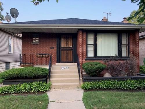 12436 S Harvard, Chicago, IL 60628 West Pullman