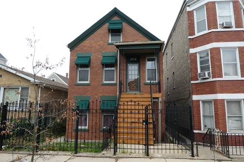 3834 S Hermitage, Chicago, IL 60632
