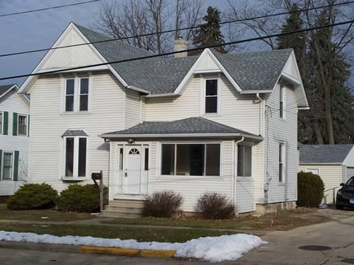 119 W Ottawa, Sycamore, IL 60178