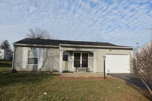 414 Tallman, Romeoville, IL 60446