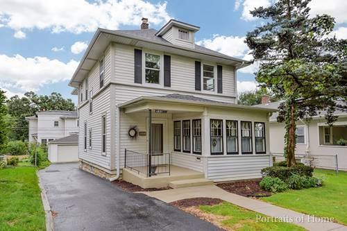 4831 Saratoga, Downers Grove, IL 60515