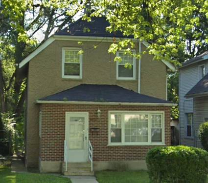 8811 S Michigan, Chicago, IL 60619 West Chesterfield
