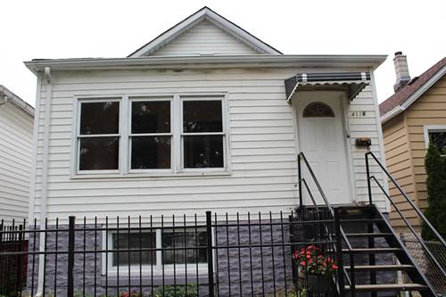 4116 S Campbell, Chicago, IL 60632