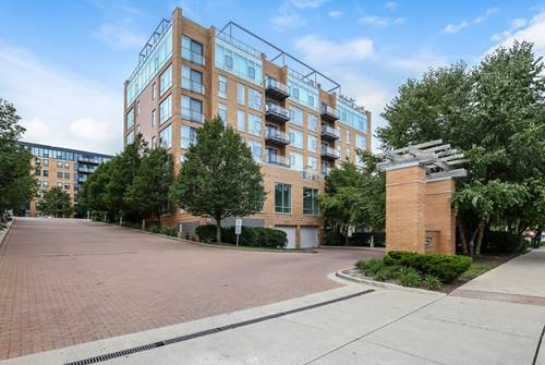 1740 Oak Unit 602A, Evanston, IL 60201