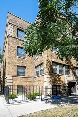 1522 W Addison Unit 1, Chicago, IL 60613 Lakeview