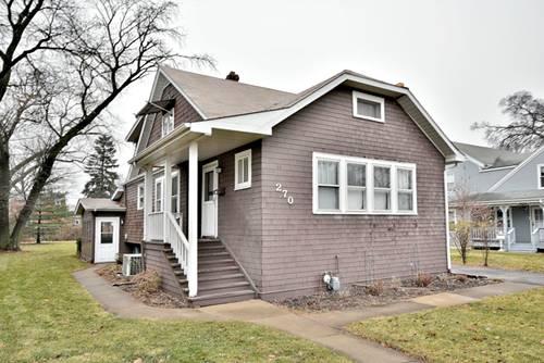 270 N Clinton, Elmhurst, IL 60126