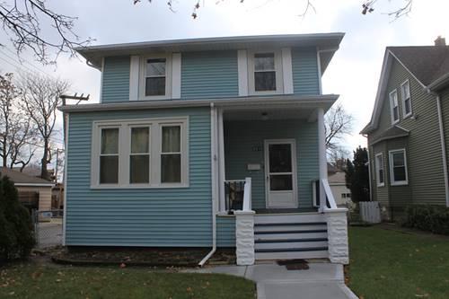 5015 W Hutchinson, Chicago, IL 60641