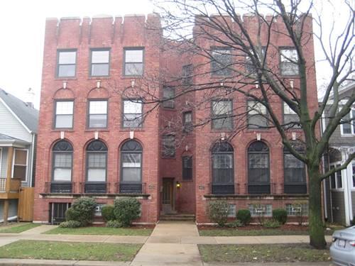 4029 N Francisco Unit 3, Chicago, IL 60618
