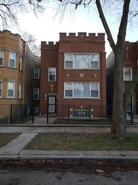 8144 S Marshfield, Chicago, IL 60620