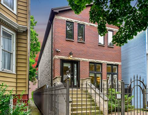 3409 N Troy, Chicago, IL 60618