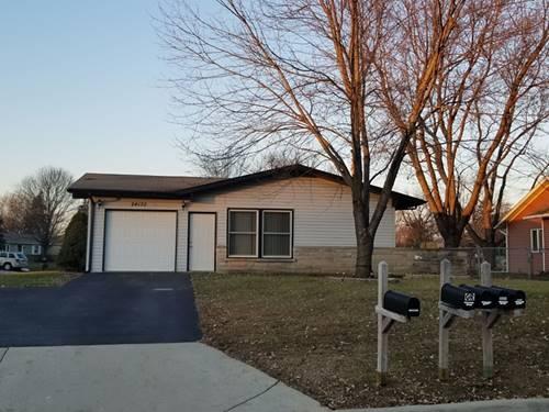 24130 W Hazelcrest, Plainfield, IL 60544