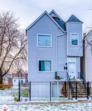 6024 S Loomis, Chicago, IL 60636 Englewood