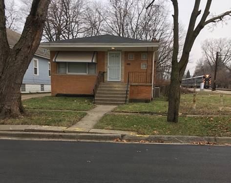 12100 S Yale Unit SFH, Chicago, IL 60628
