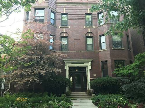 3516 N Bosworth Unit 3N, Chicago, IL 60657 Lakeview