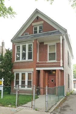 1922 W Grace, Chicago, IL 60613 North Center